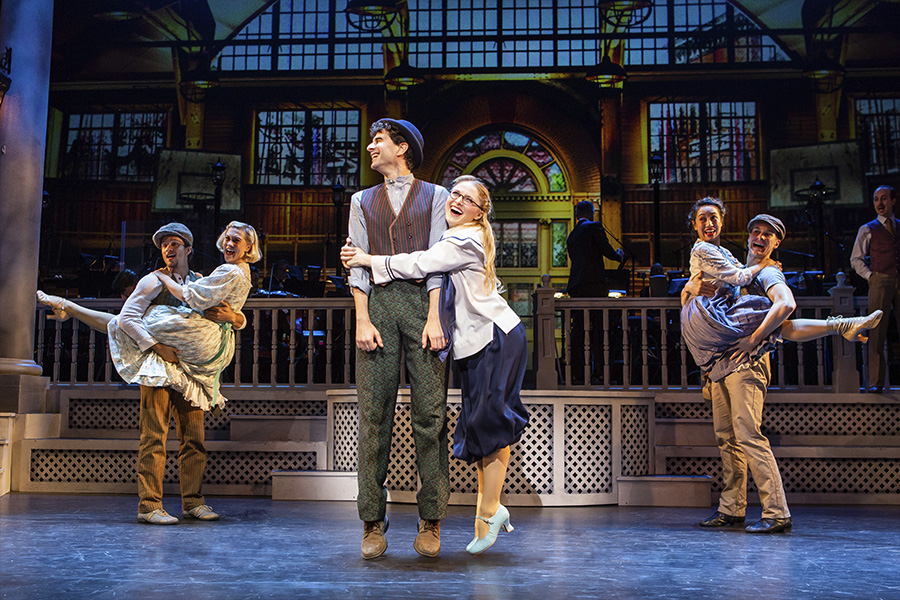 Broadway Center Stage: The Music Man - The John F  Kennedy Center