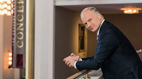 Gianandrea Noseda at the Kennedy Center
