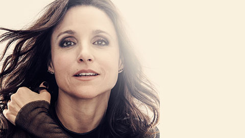 photo of Julia Louis-Dreyfus photo by Christopher Anderson