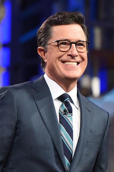 Stephen Colbert - Headshot