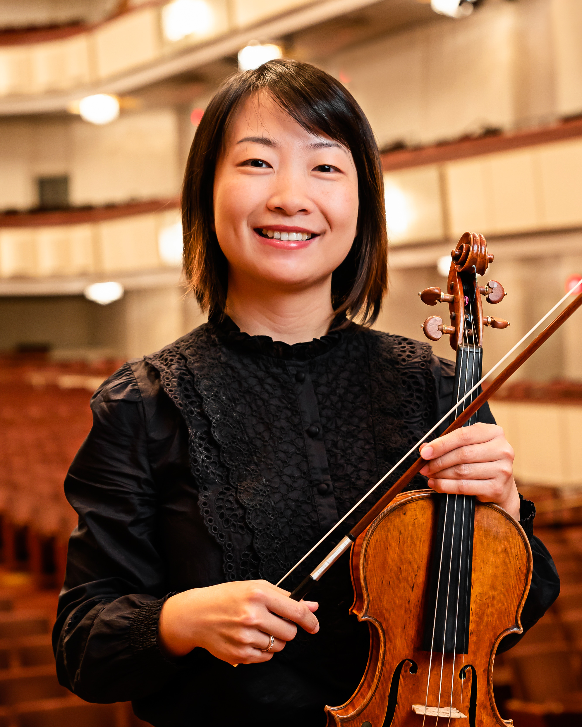 photo of Jing Qiao