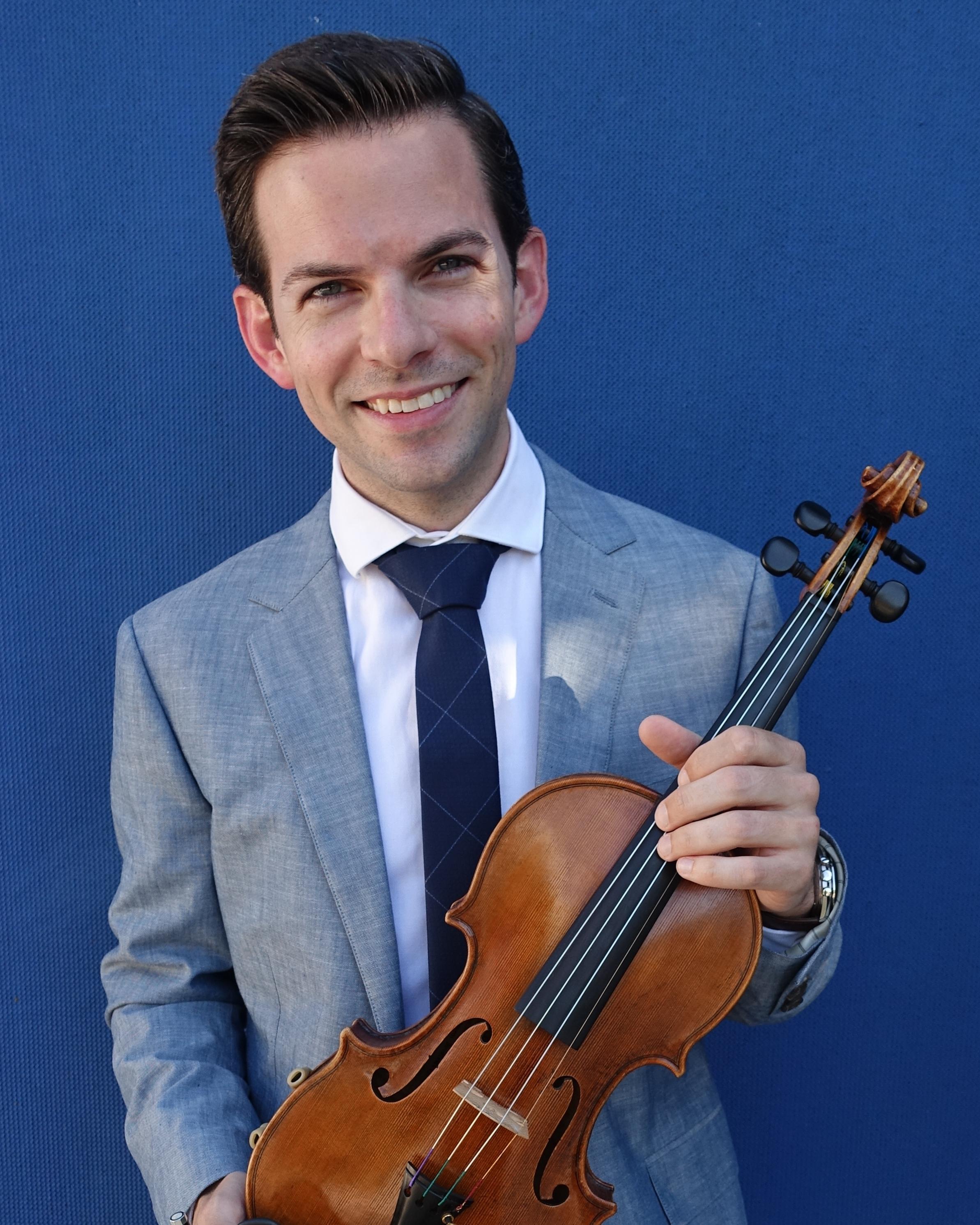photo of Benjamin Scott