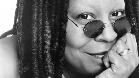 Whoopi Goldberg - 2001 award winner