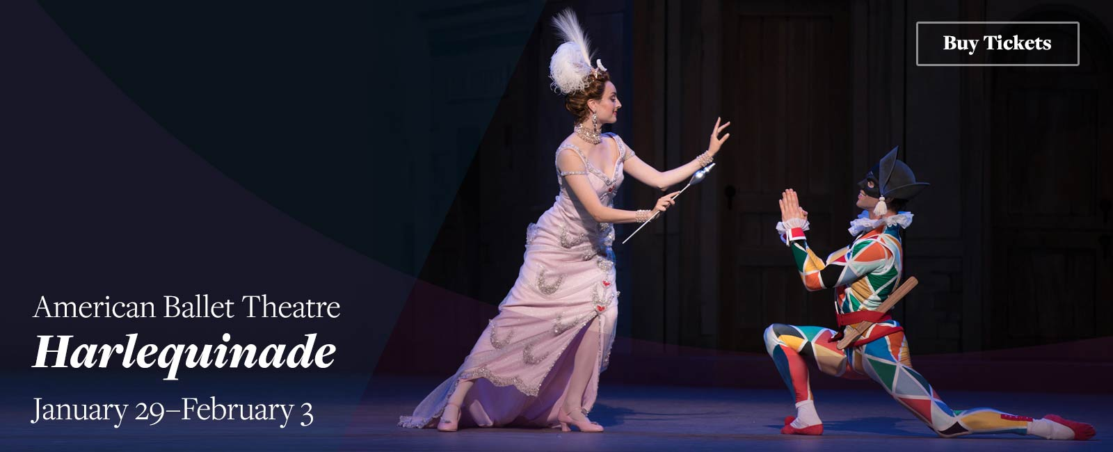 American Ballet Theatre: Harlequinade