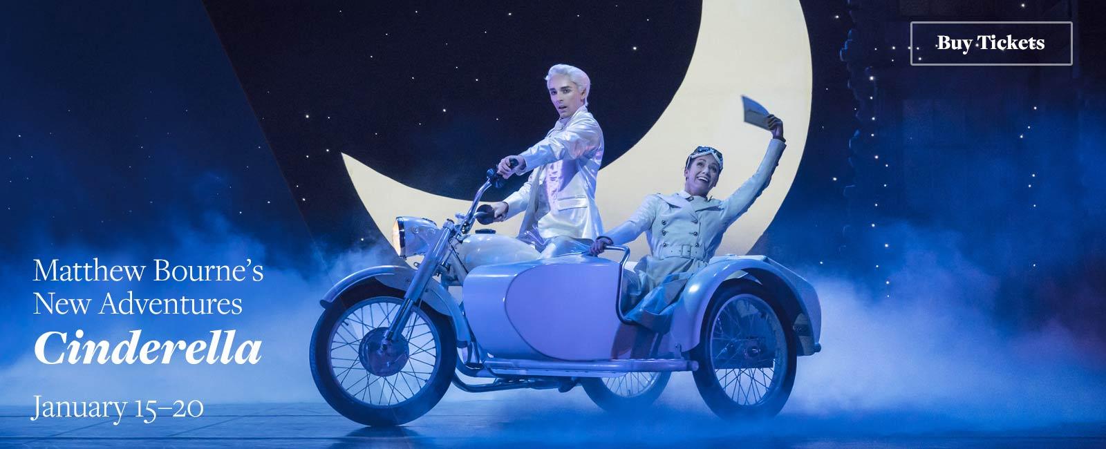 Matthew Bourne's New Adventures: Cinderella