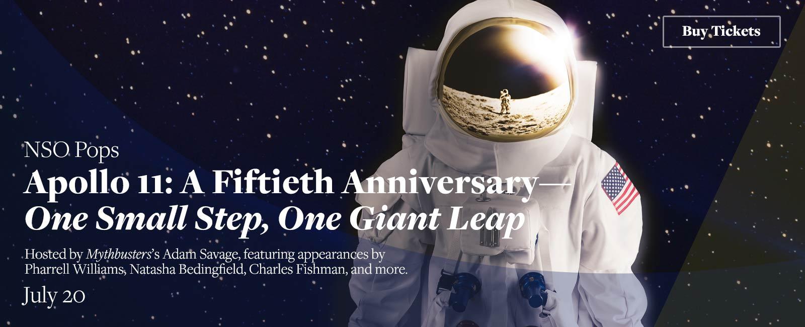 Apollo 11: A Fiftieth Anniversary Concert
