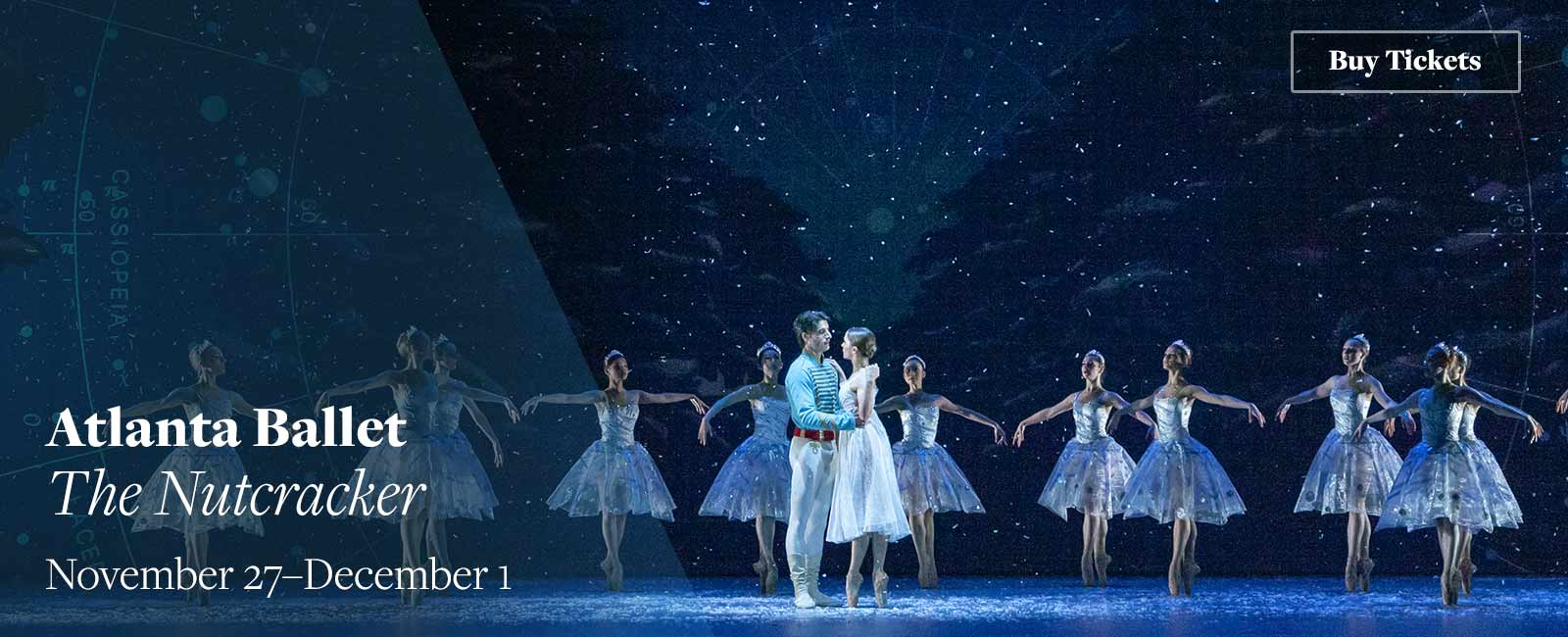 Atlanta Ballet: The Nutcracker
