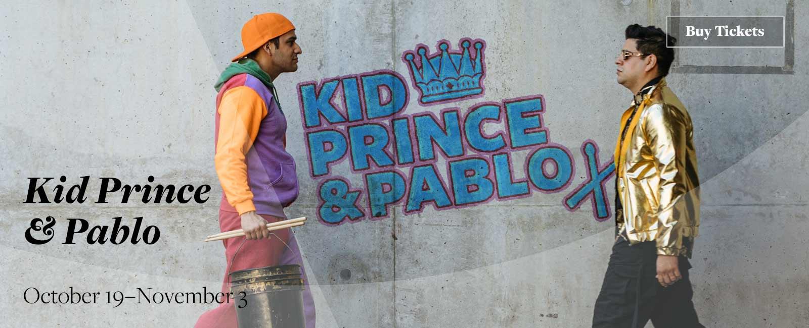 Kid Prince and Pablo