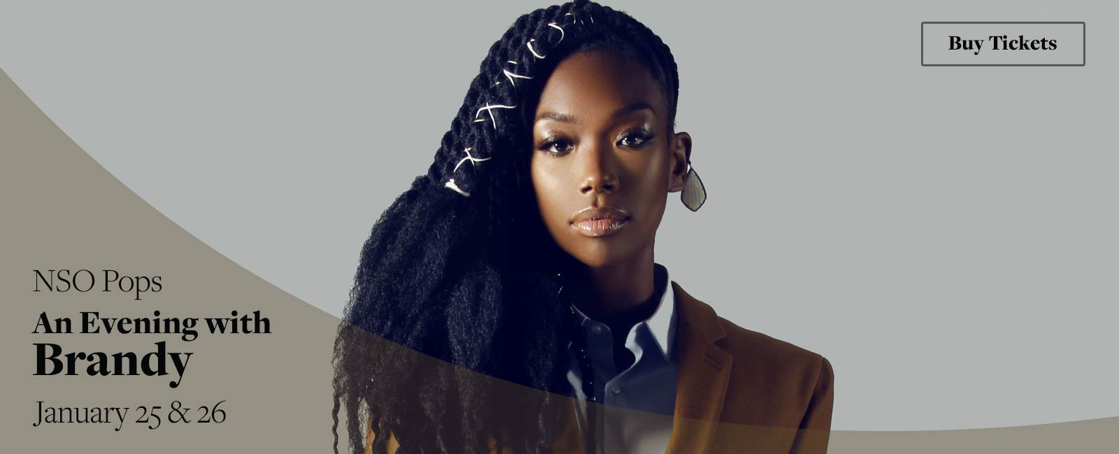 NSO Pops: An Evening with Brandy