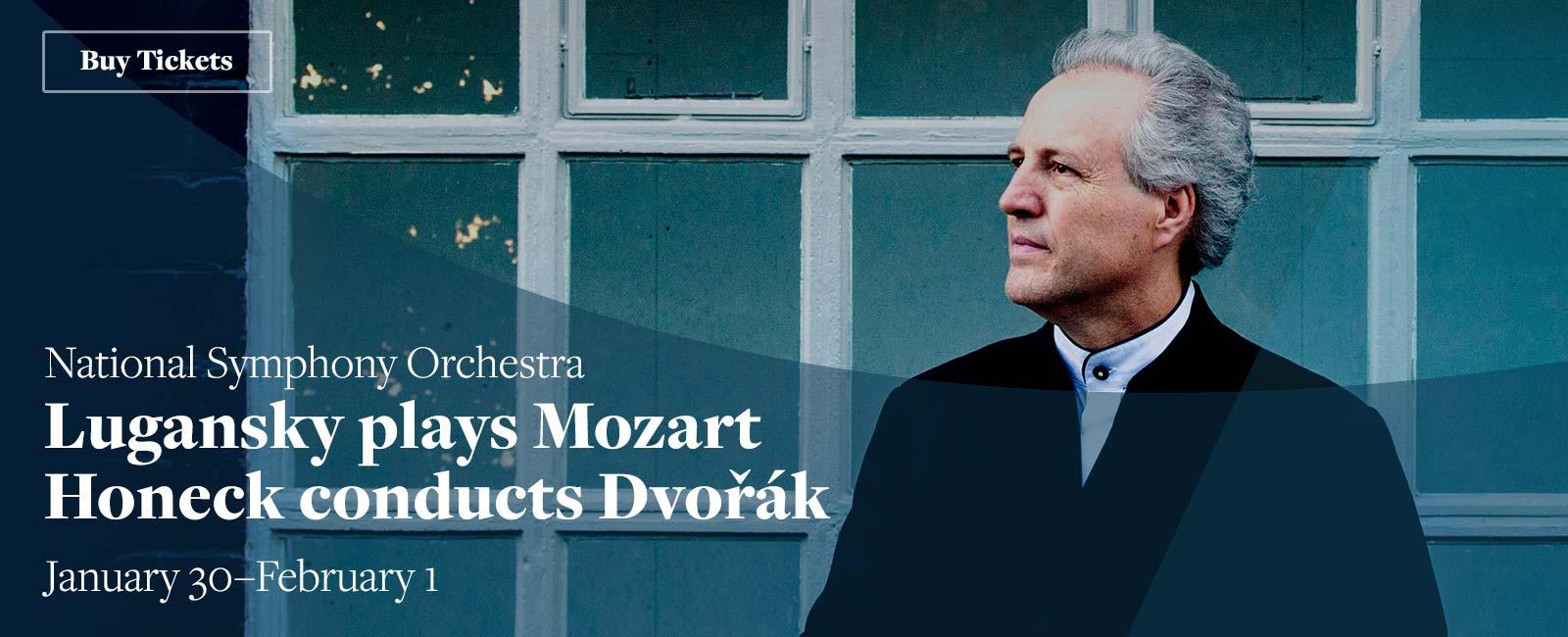 Lugansky Plays Mozart