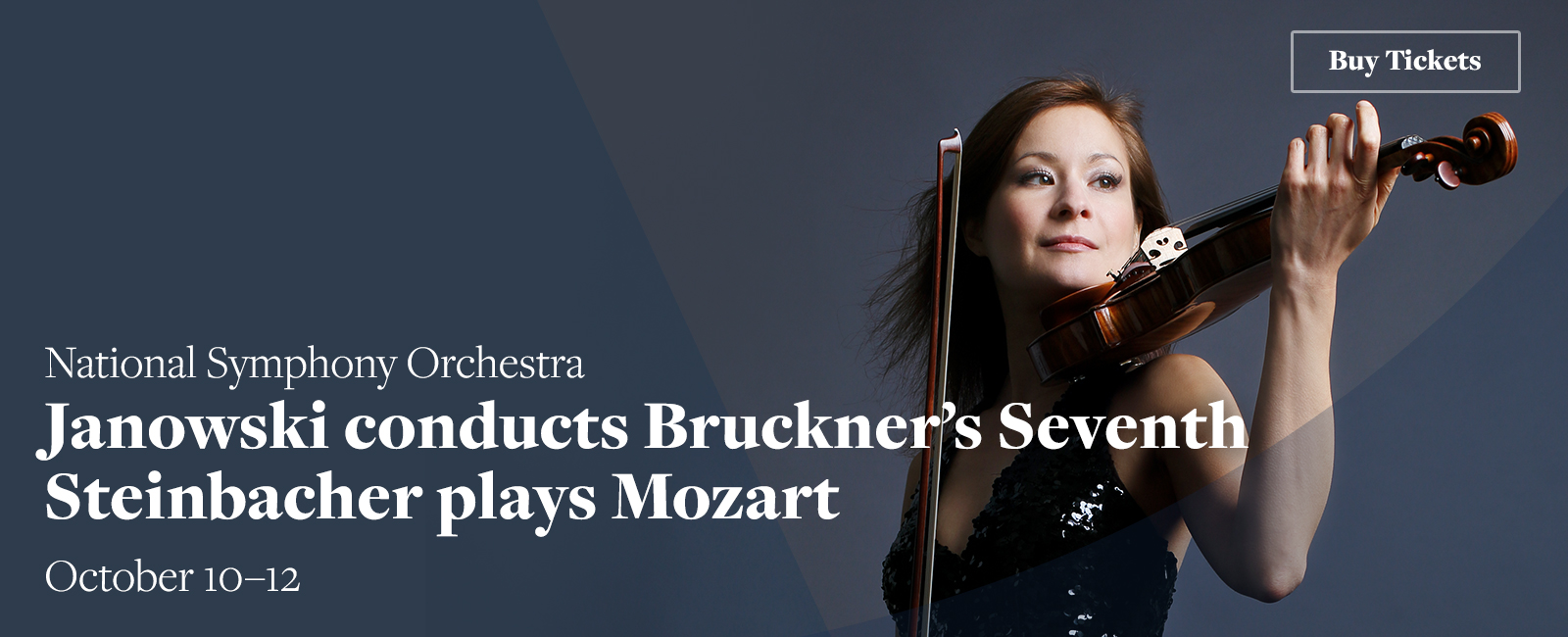 Steinbacher plays Mozart