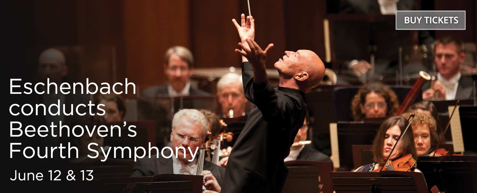 Eschenbach conducts Beethoven's Fourth