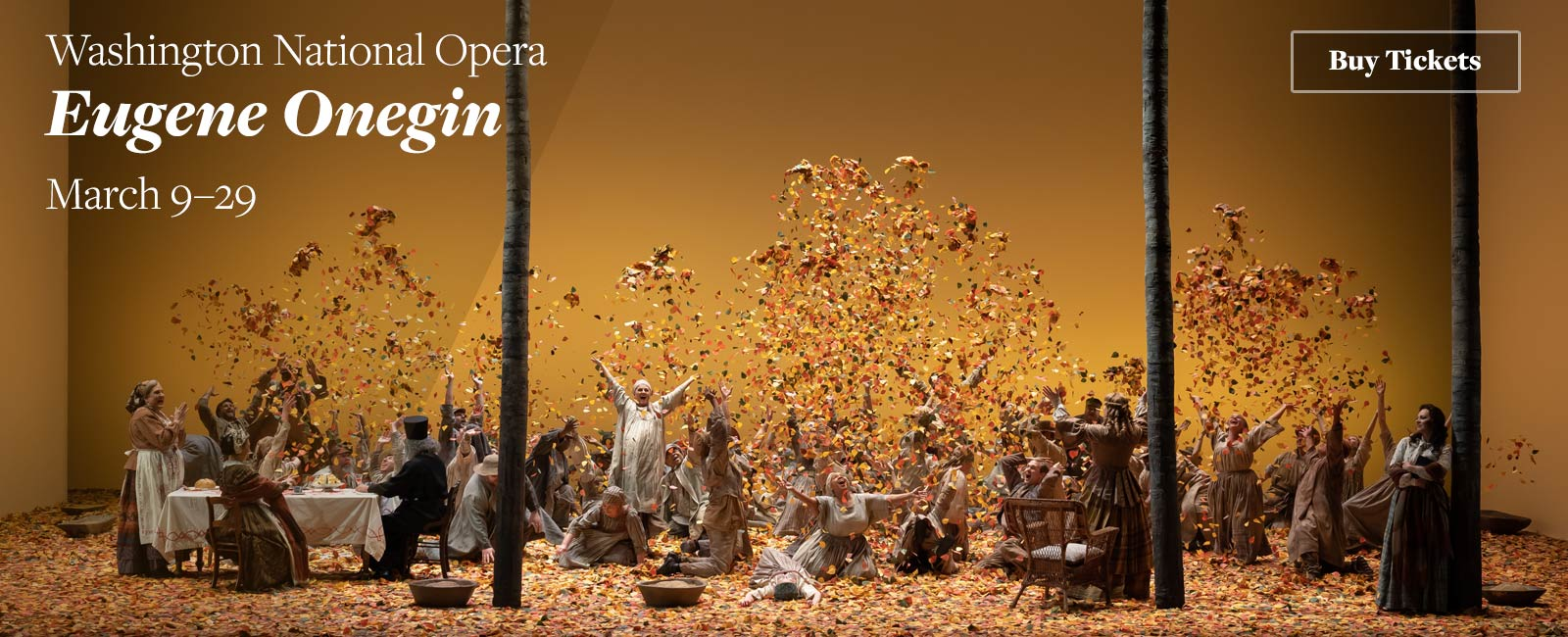 Washington National Opera: Eugene Onegin