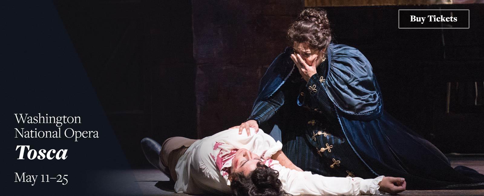 Washington National Opera: Tosca