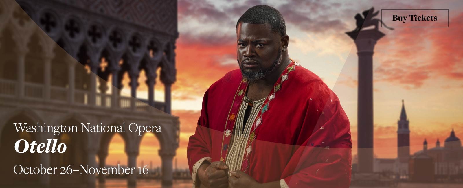 Washington National Opera: Otello