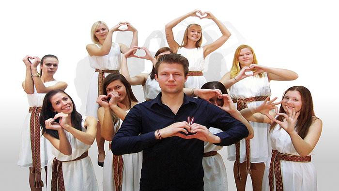 Latvian-Choir