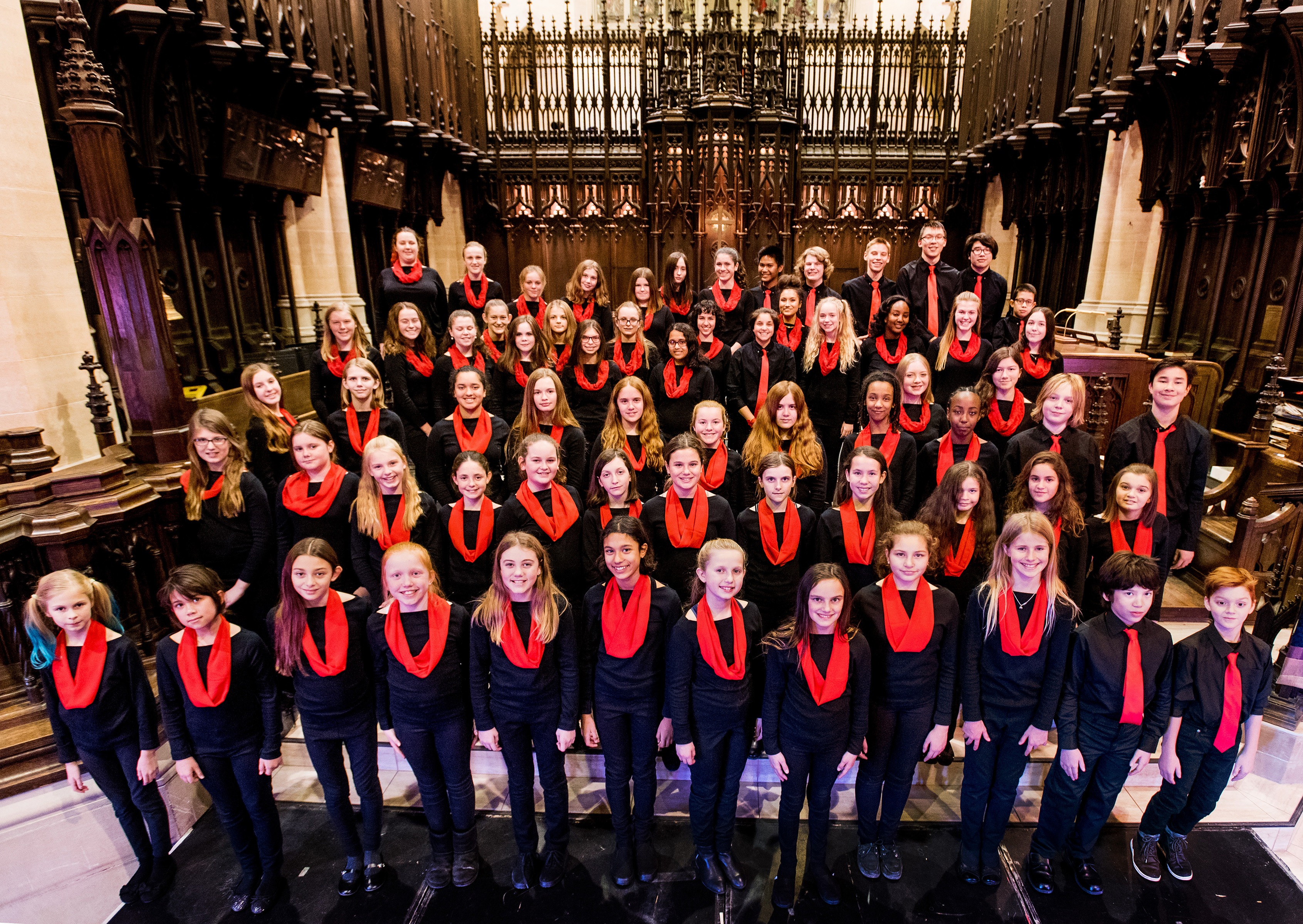Toronto Beaches Children's and Youth Chorus