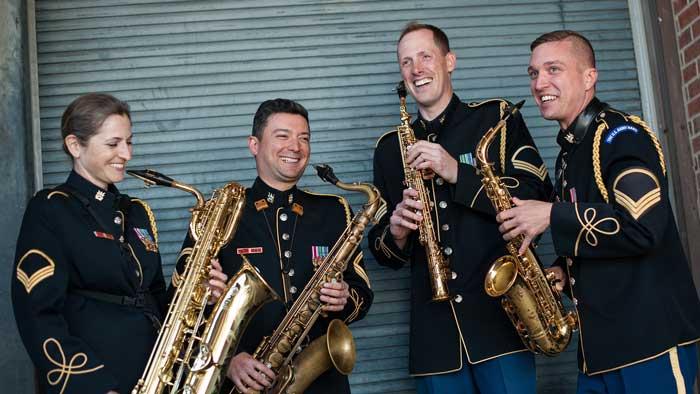 US-Army-Band-Sax-Quartet-(1)