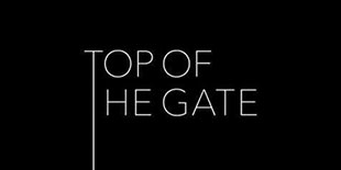 Top of the gate