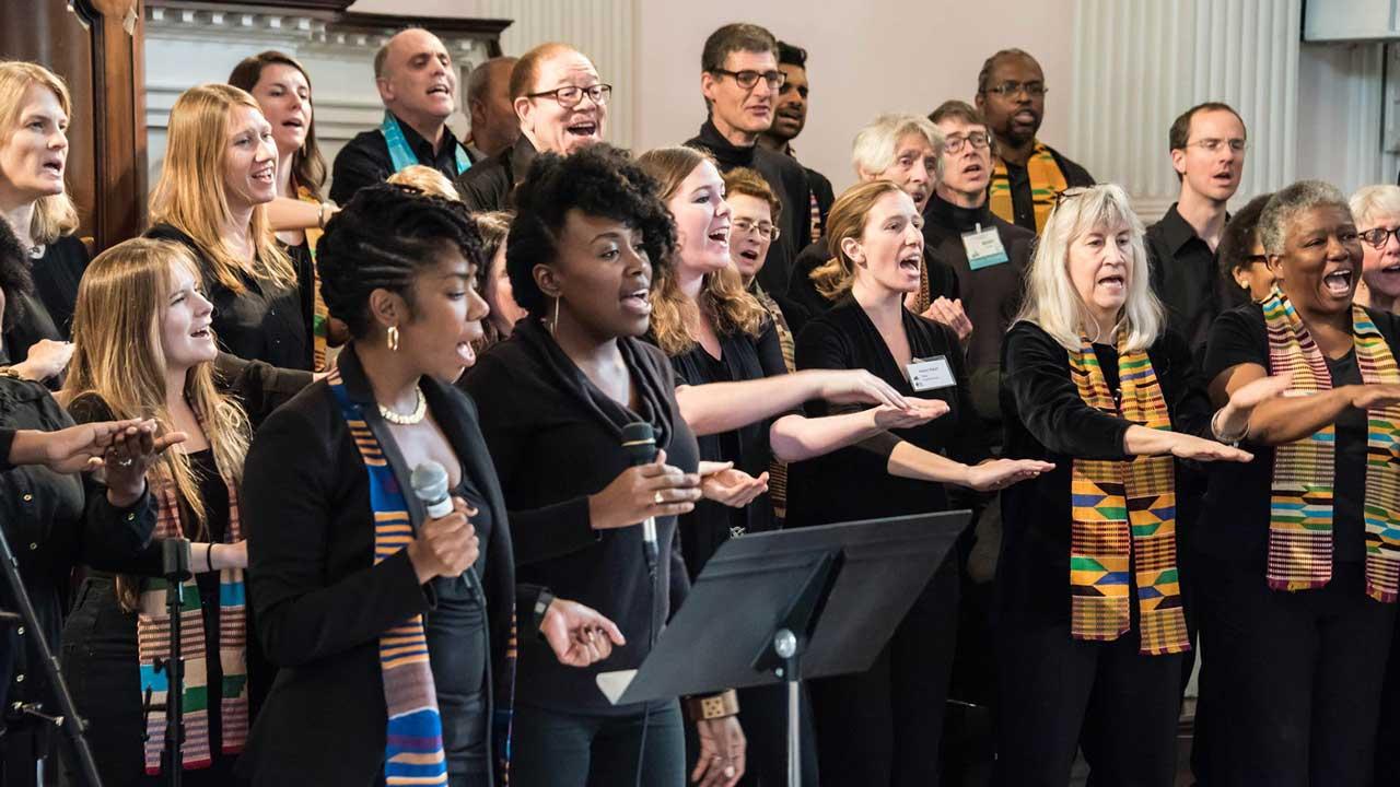 All Souls Church Unitarian Choir