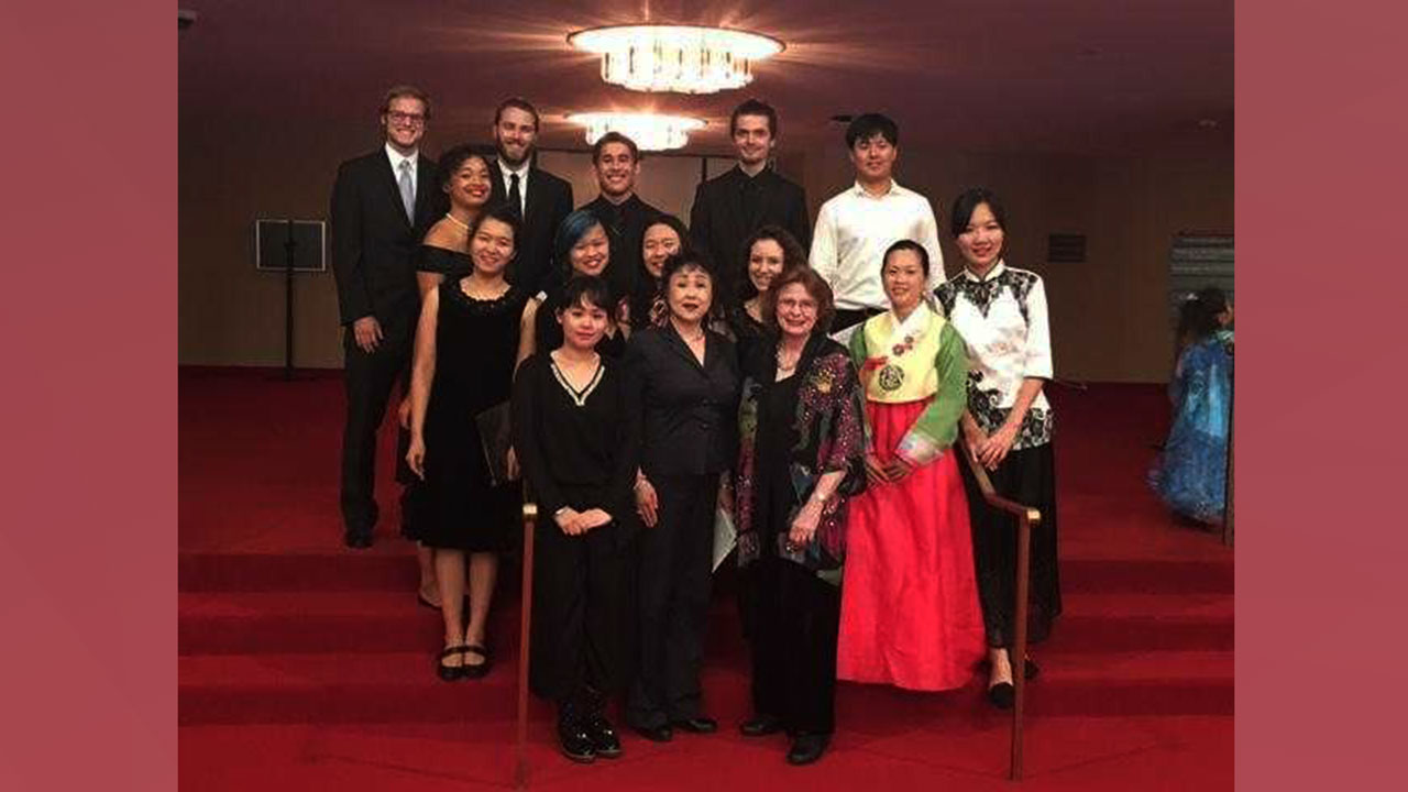 The Asian American Music Society (AAMS)