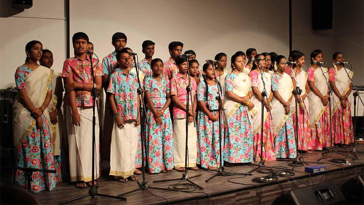 <em>Serenade!</em>&nbsp;Choral Festival: Olga &amp; Chennai Children&rsquo;s Choir