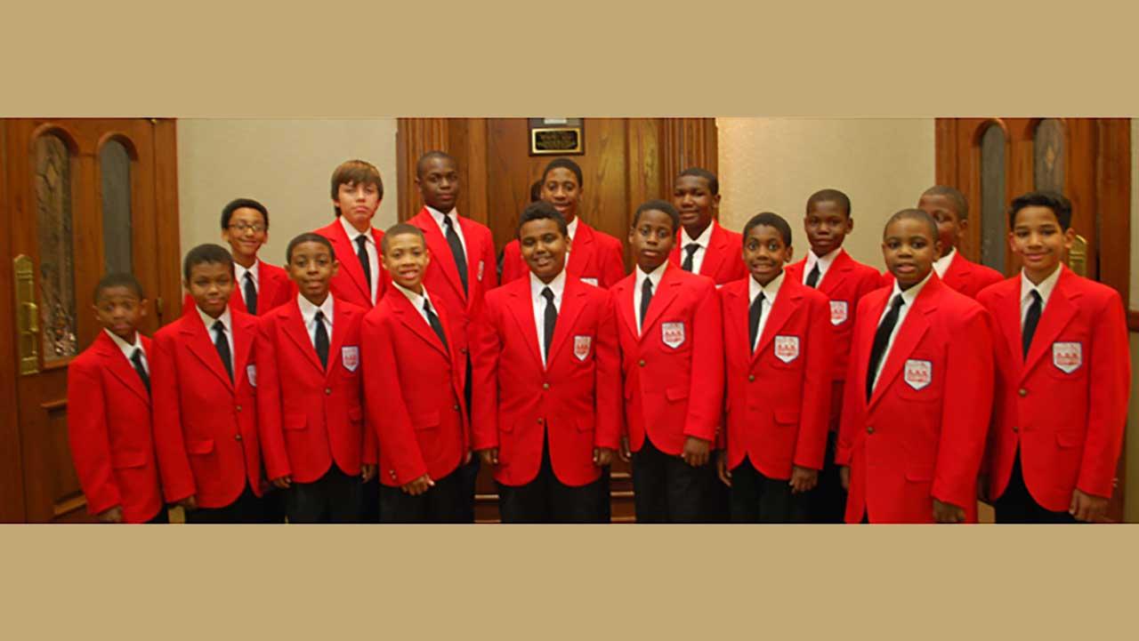 The Best of the D.C. Boys Choir