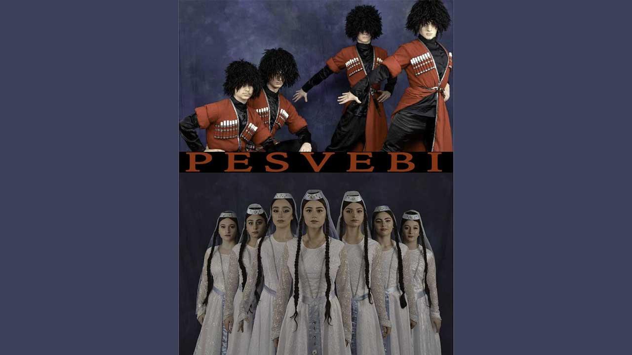 Georgian Culture Center's Pesvebi Ensemble