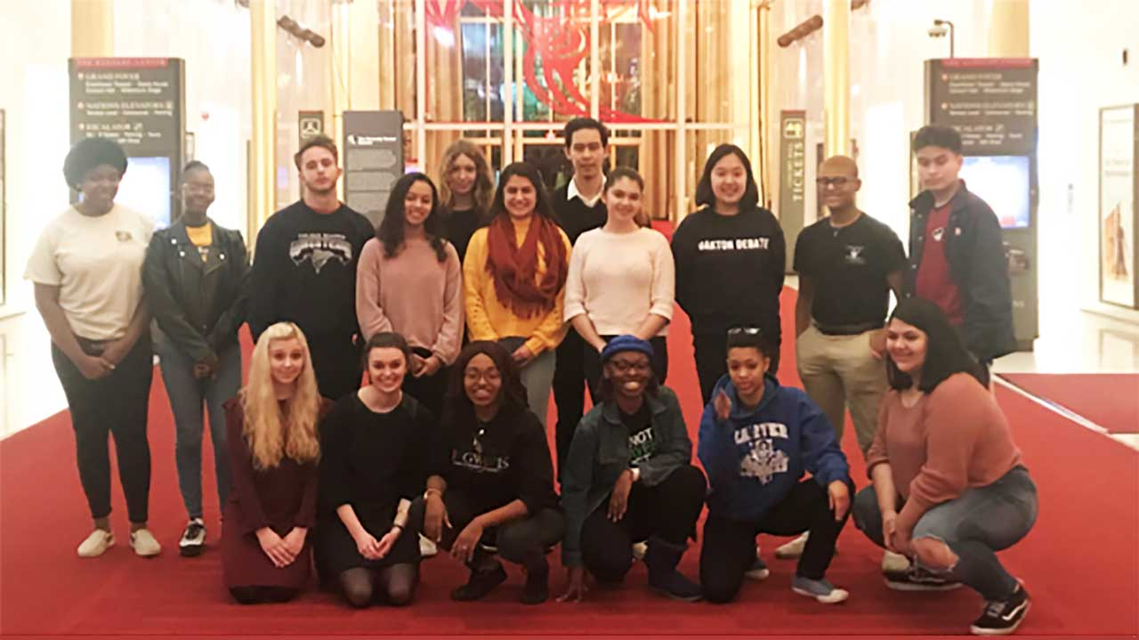 DCPS Music Showcase Future Project: <em>The Kennedy Center Youth Council</em>