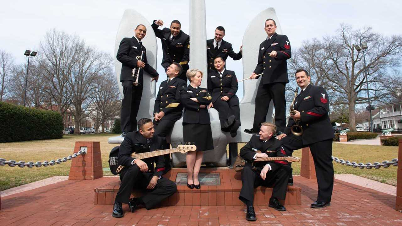 The U.S. Navy Band Cruisers