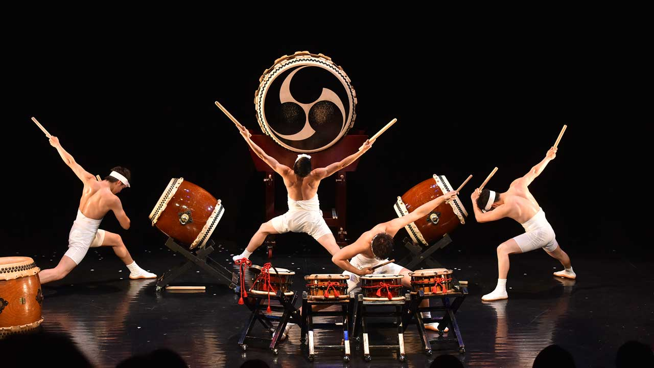 Target Family Night: Tamagawa University<strong> </strong>and<strong> </strong>Taiko Group
