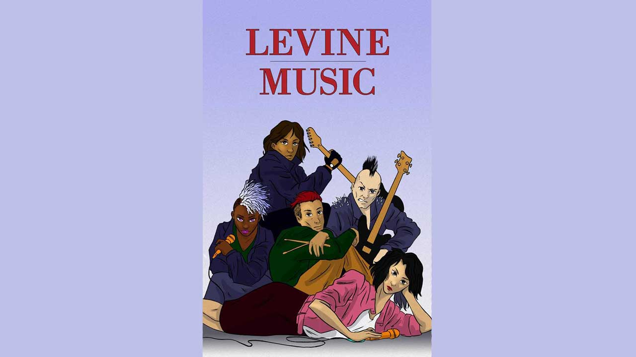 Levine Music presents: J-ROCK Experience and The Blamers
