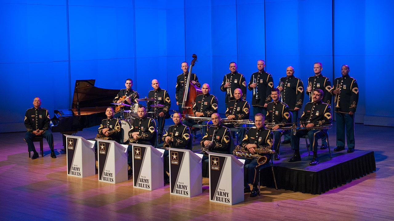 U.S. Army Blues