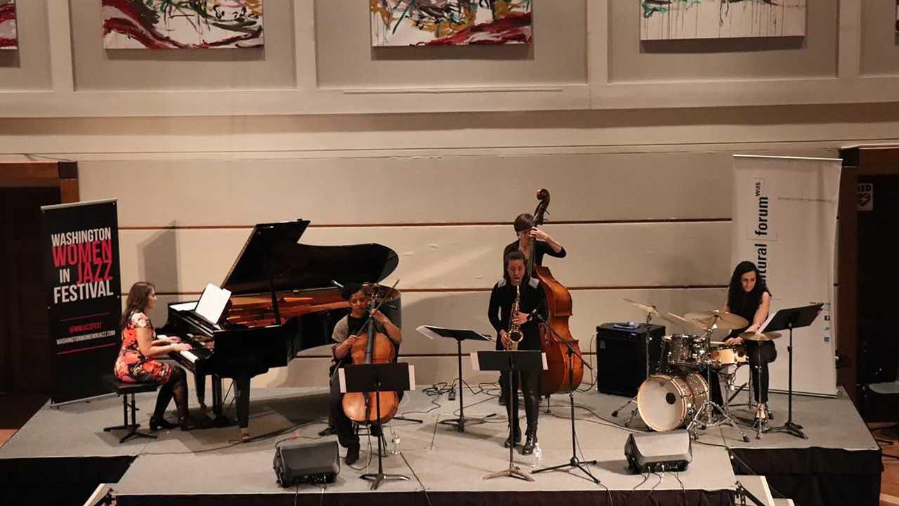 Washington Women in Jazz Festival