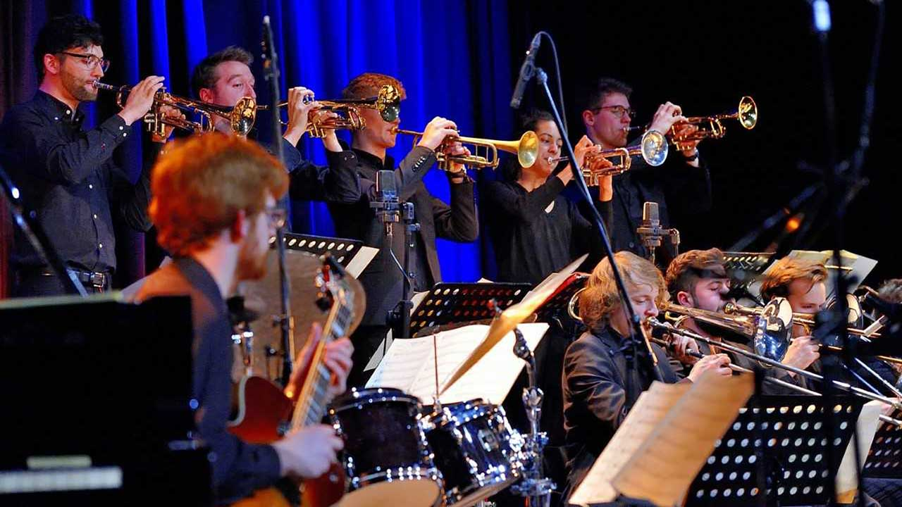 The Youth Jazz Orchestra of North Rhine Westphalia (YJO NRW)