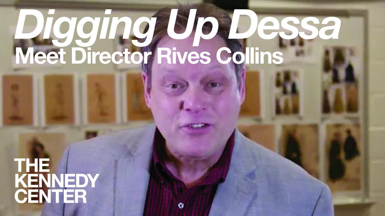 Digging Up Dessa: Meet Director Rives Collins