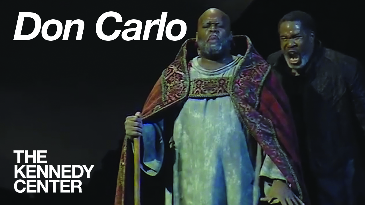 King Philip II and the Grand Inquisitor | DON CARLO