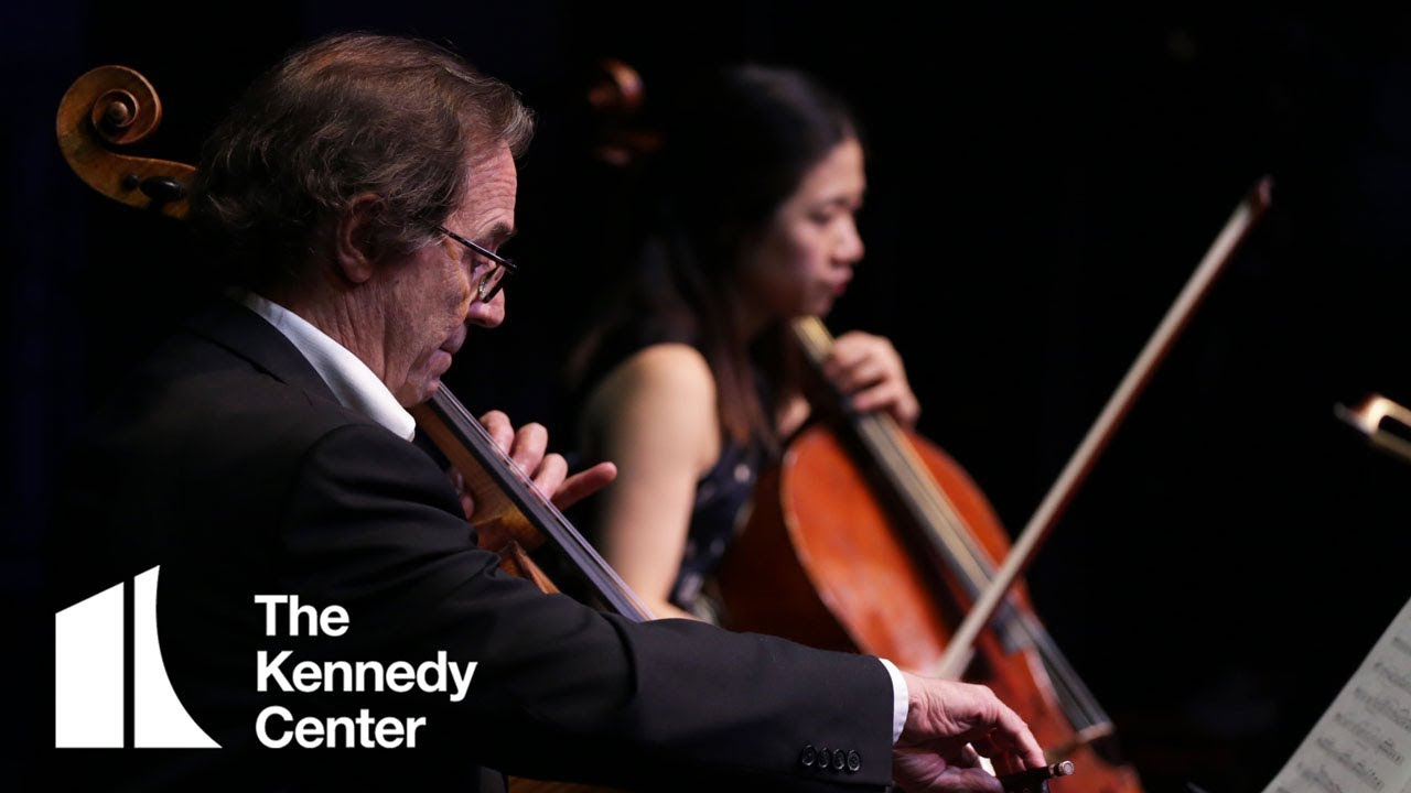 Kennedy Center Opera House Orchestra - Millennium Stage (February 6, 2019)
