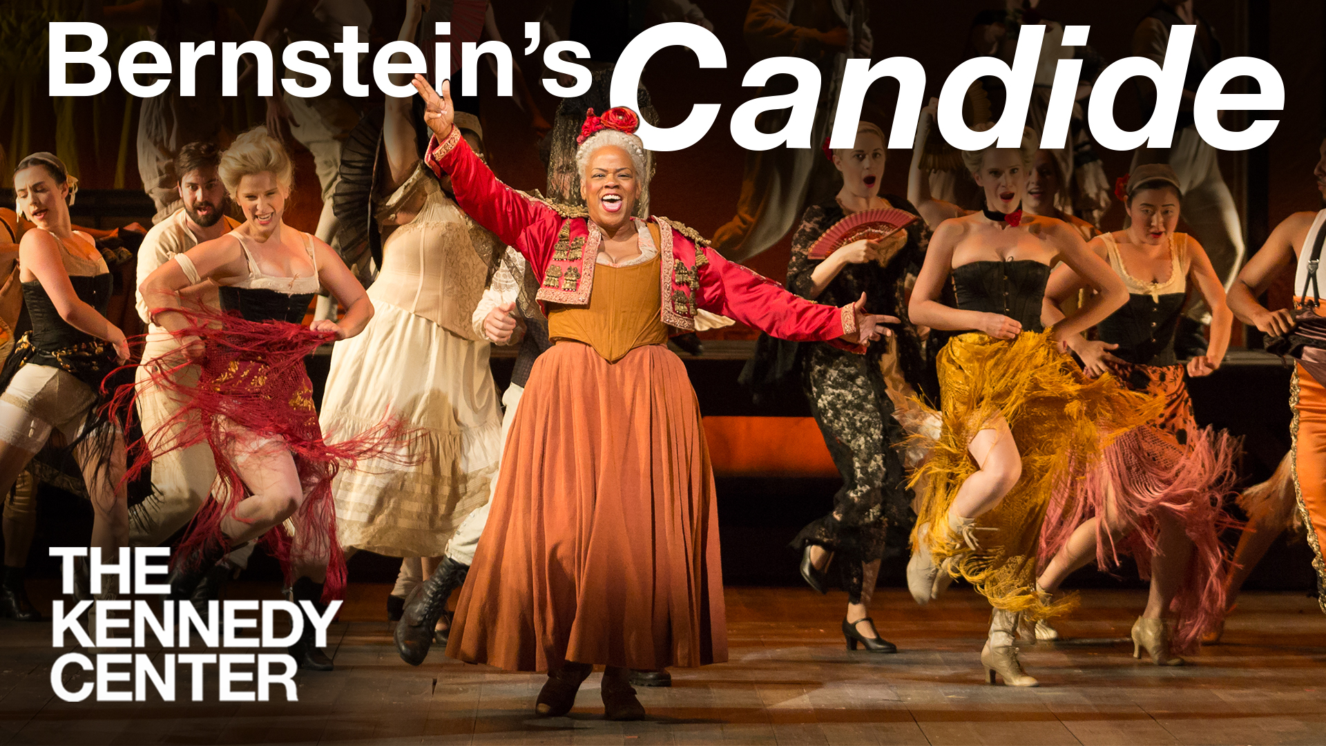 Candide at the Kennedy Center