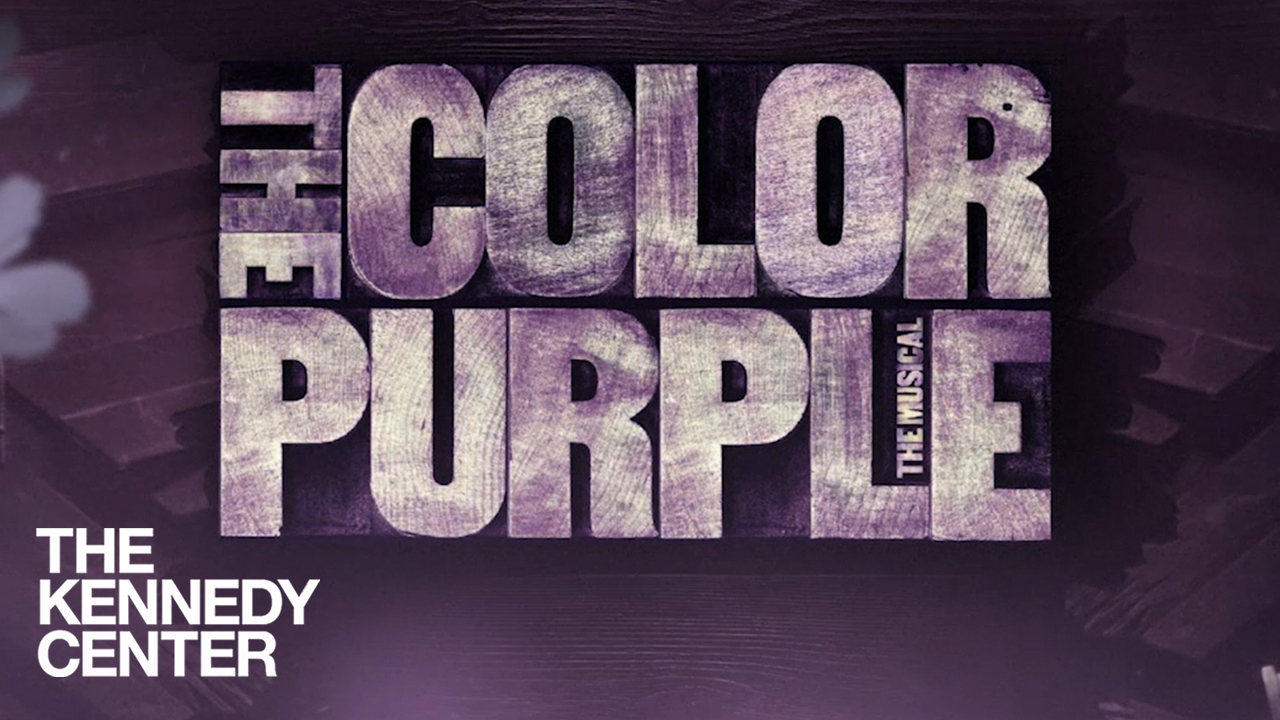 The Color Purple at The Kennedy Center
