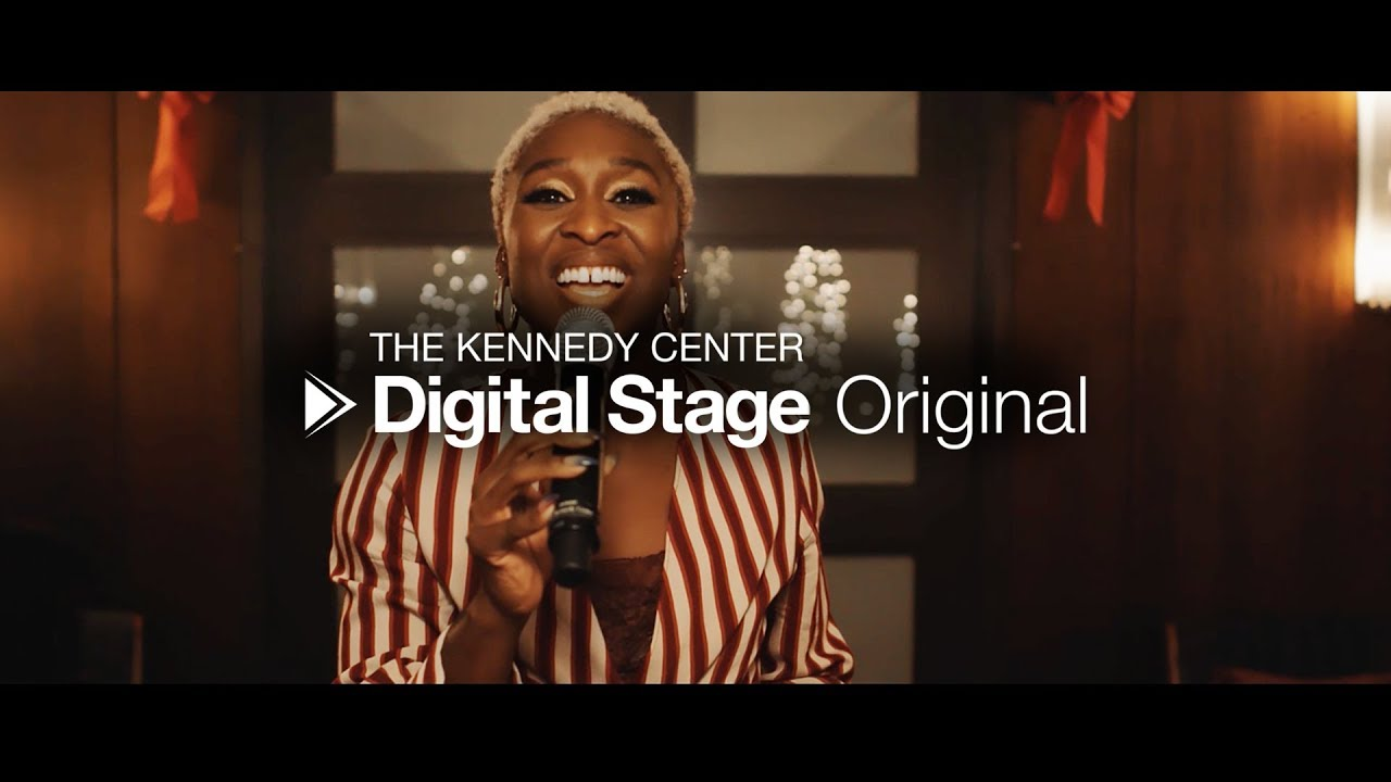 Cynthia Erivo: Silent Night | A Kennedy Center Digital Stage Original Performance