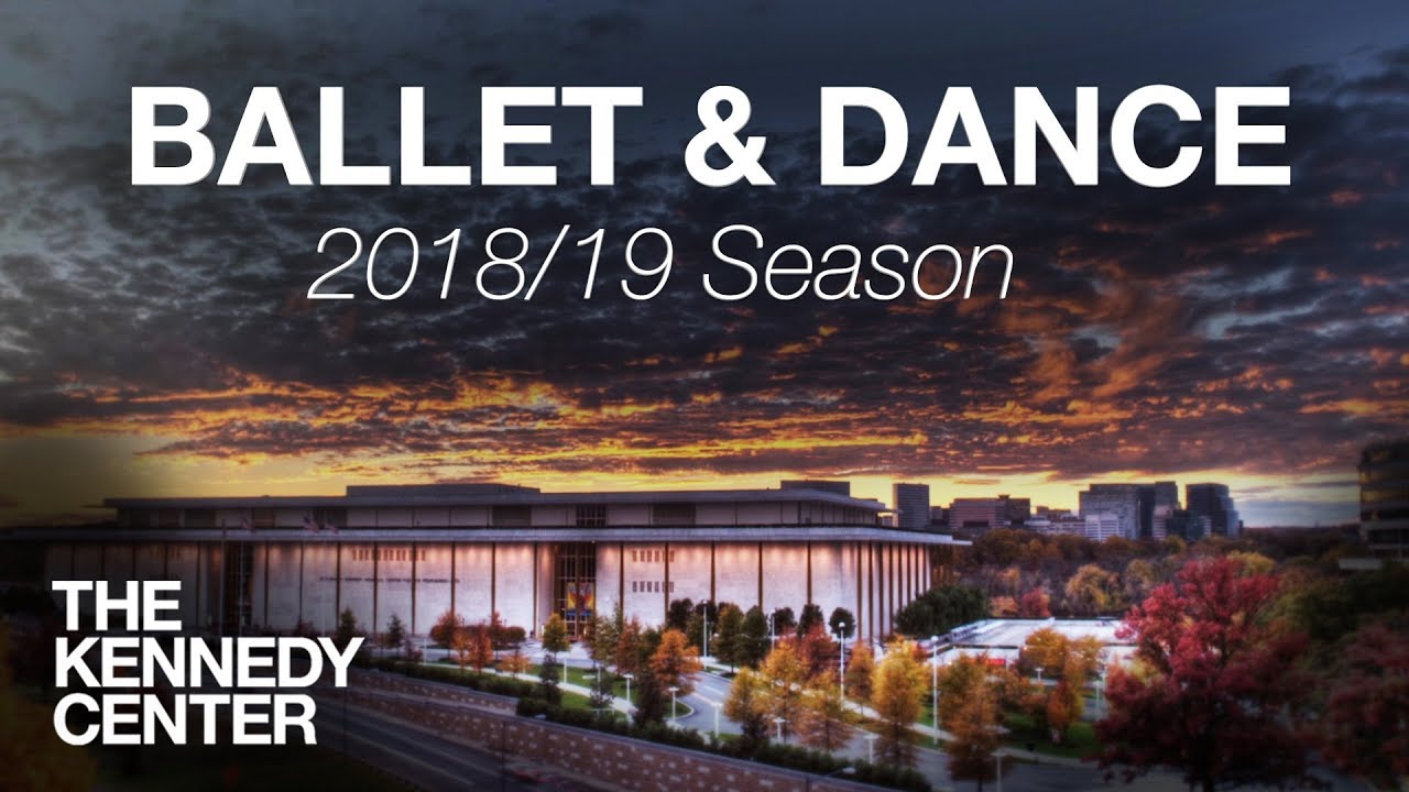 Presenting the 2018/19 Ballet & Dance Season