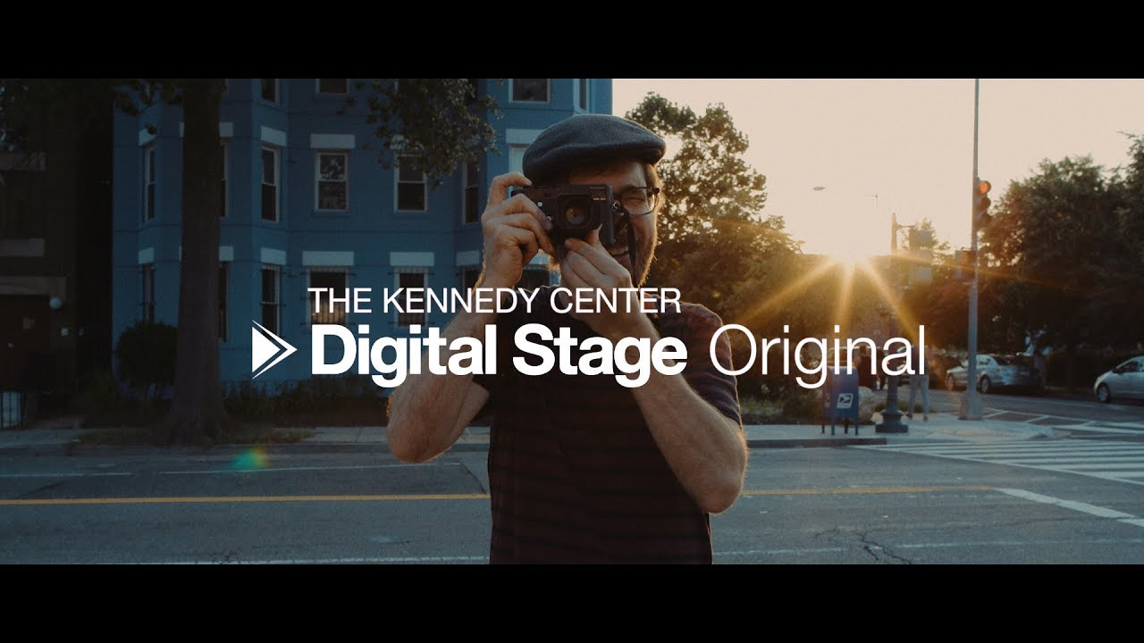 Ben Folds: Photographer, Musician, Storyteller | A Digital Stage Original