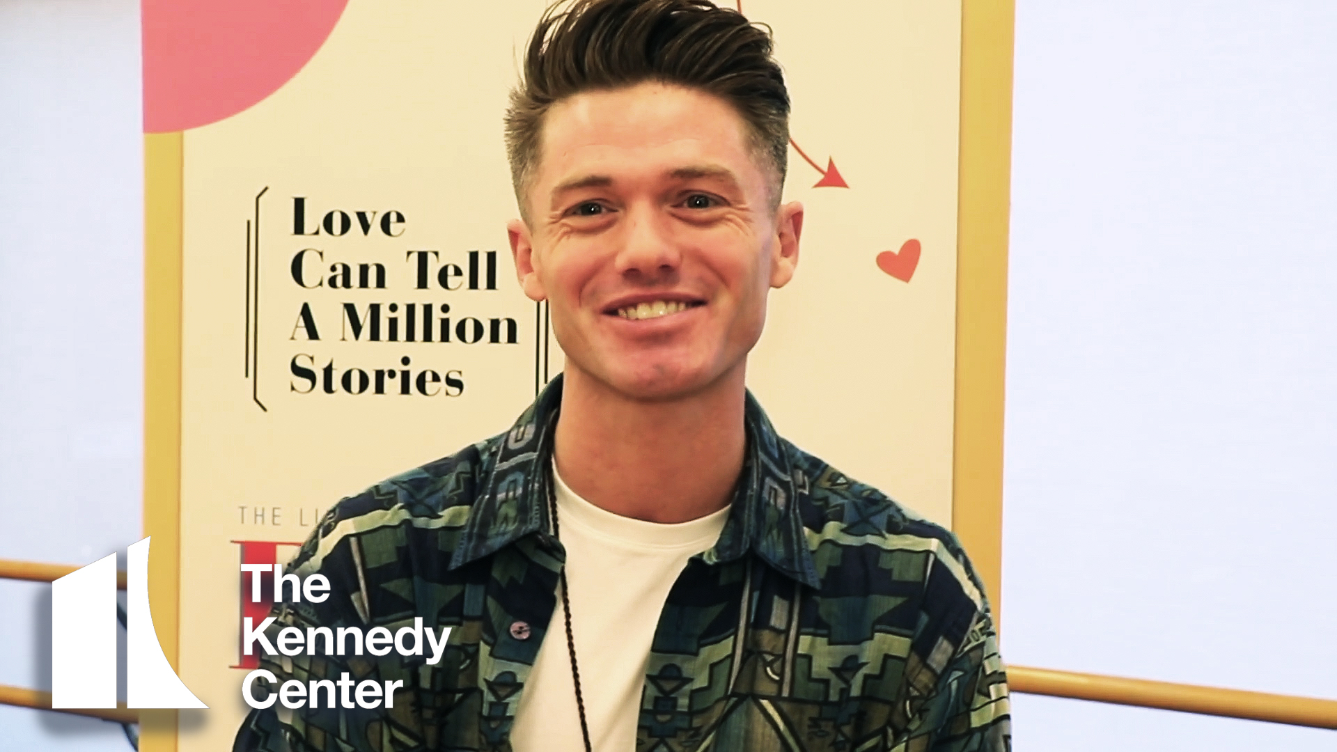 Meet Our Tight Knit Family: Spencer Liff | Falsettos at The Kennedy Center