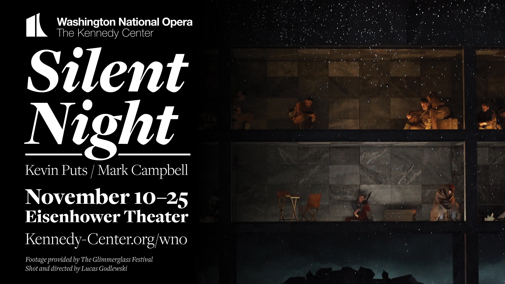 Washington National Opera: Silent Night | The Kennedy Center