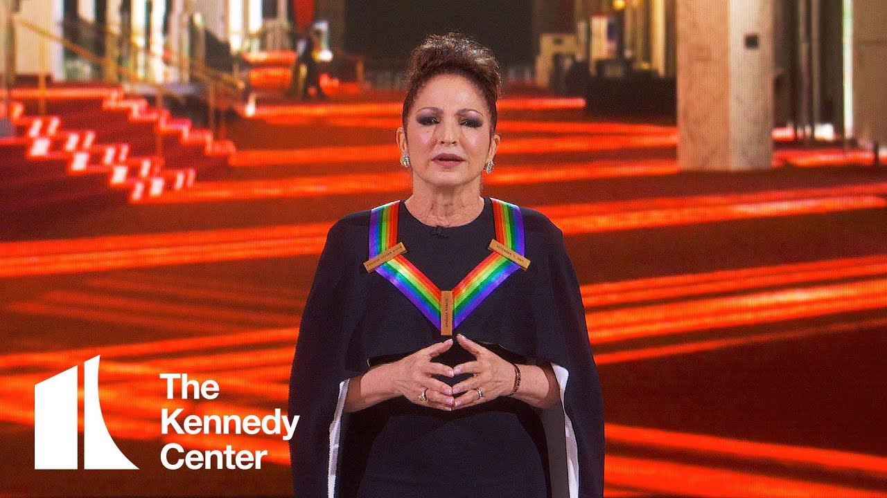 Gloria Estefan Remembers President Bush at Honors | The Kennedy Center