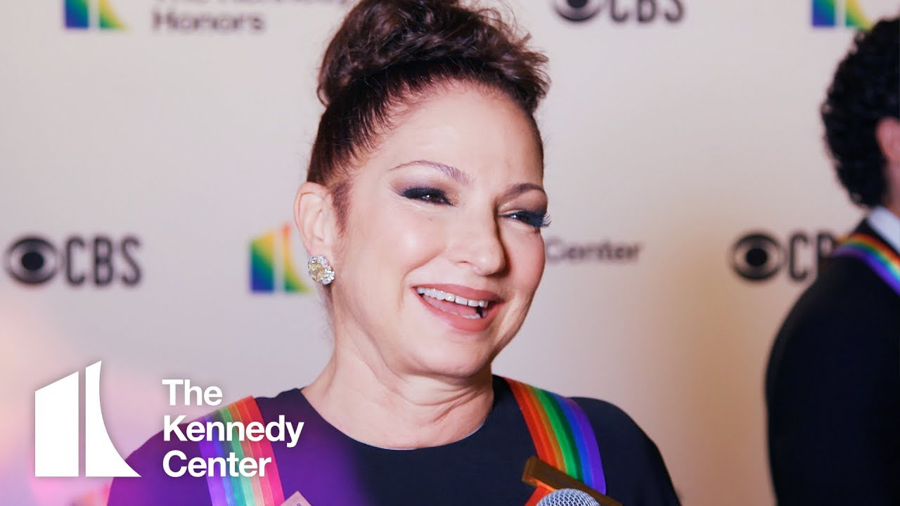 Gloria Estefan | 2018 Kennedy Center Honors Red Carpet