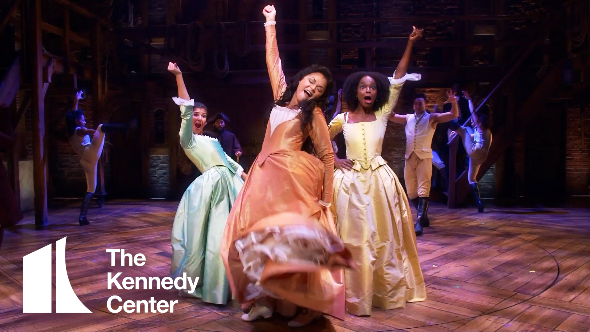 Hamilton | Trailer | The Kennedy Center