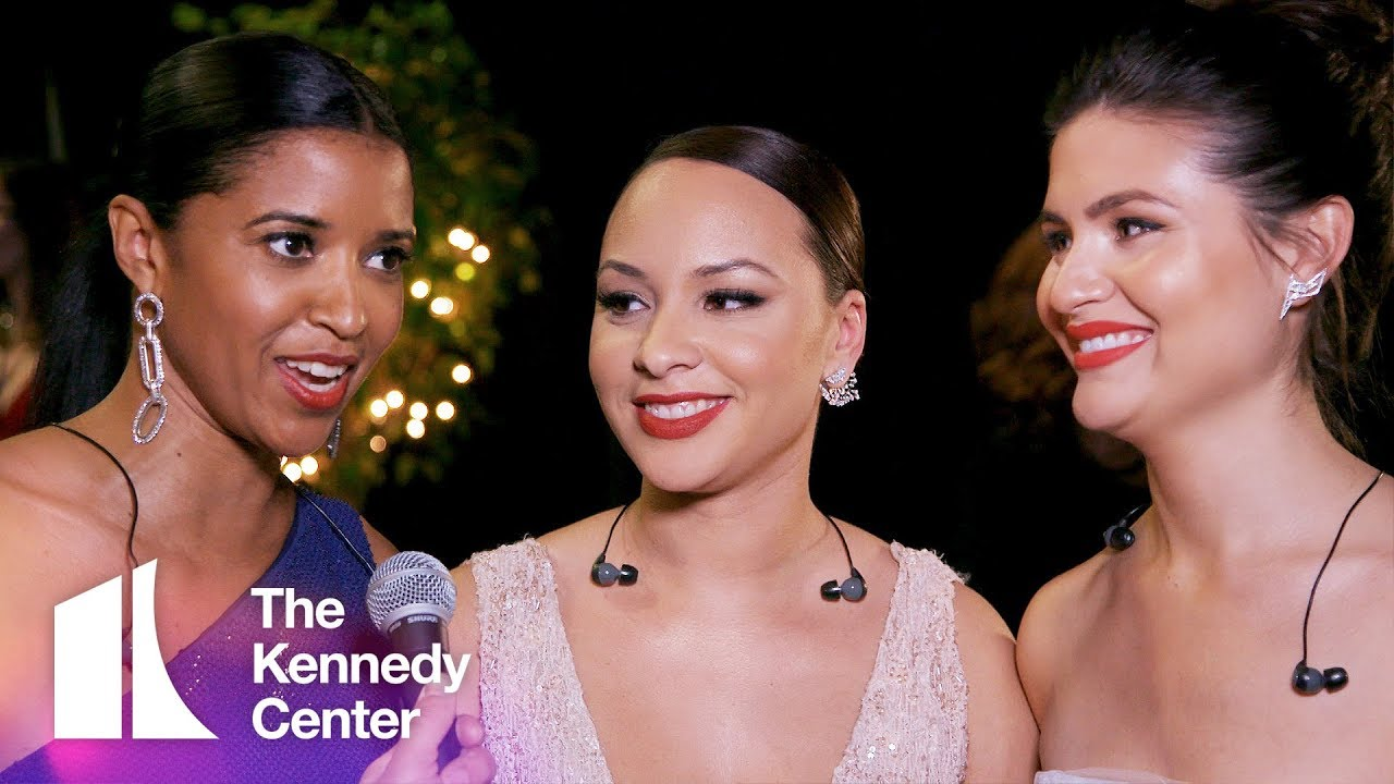 Schuyler Sisters from Hamilton | 2018 Kennedy Center Honors Backstage