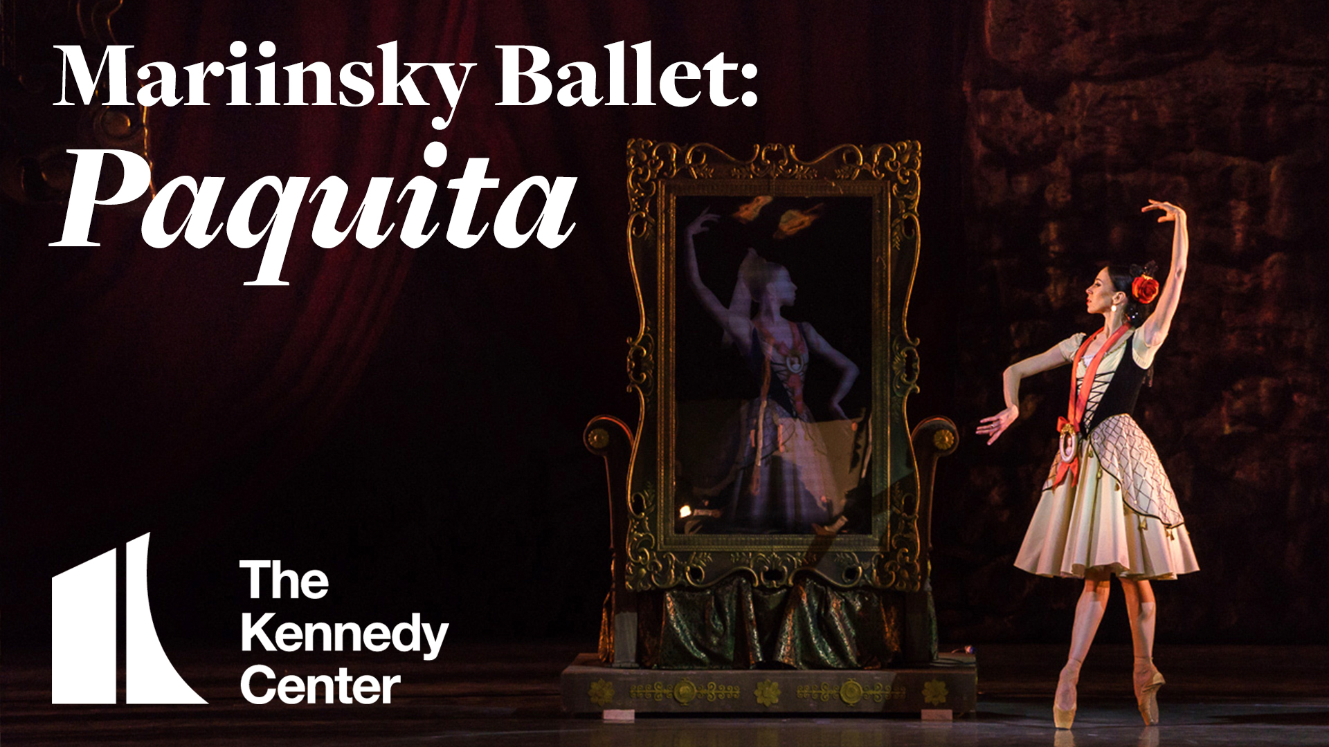 Mariinsky Ballet: Paquita | The Kennedy Center